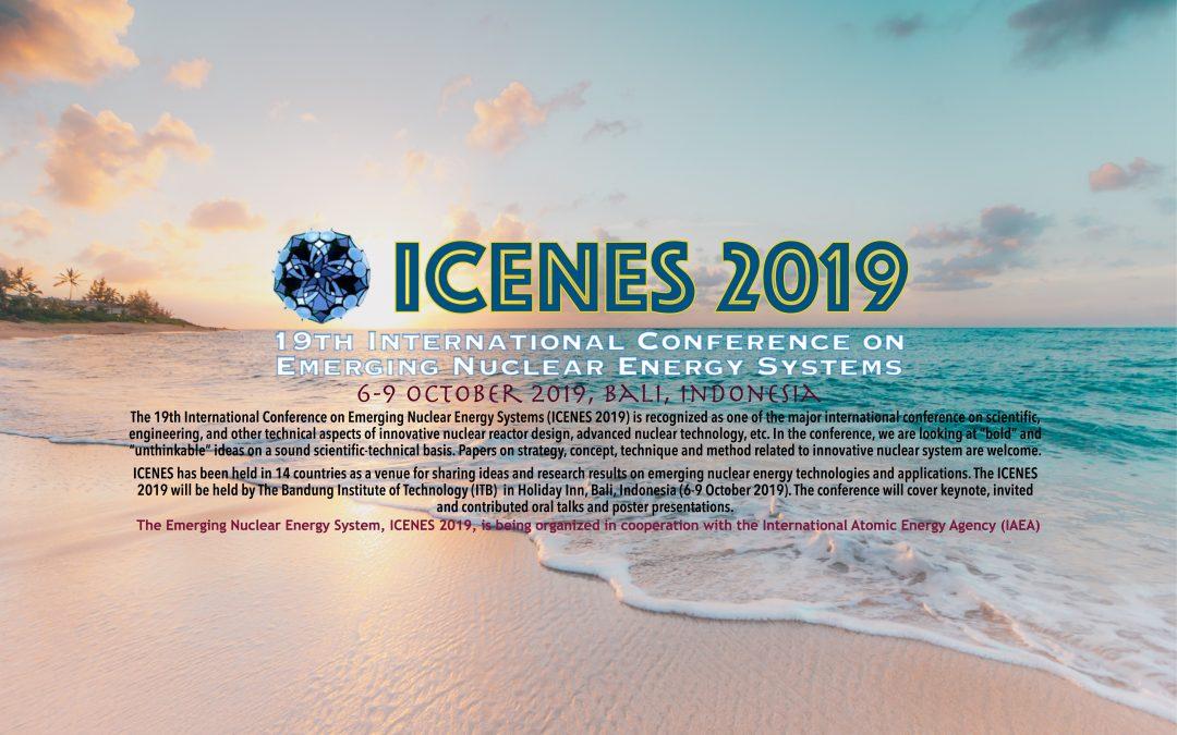 HIMNI Mendukung Penyelenggaraan ICENES 2019 di Bali