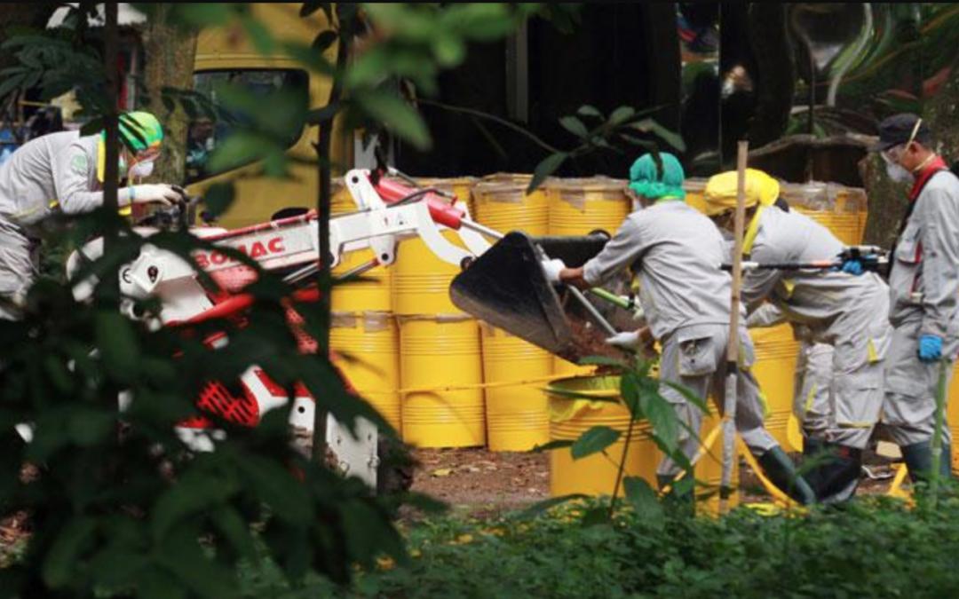 Pernyataan HIMNI terkait diketemukannya zat radioaktif Cs-137 di Komplek Perumahan Batan Indah, Setu, Tangerang Selatan